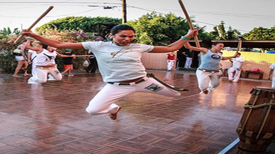 Capoeira In Our Lives (Capoeira In Our Lives)